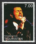 Tajikistan, 7 S. 2000, George Michael, MNH - Tajikistan