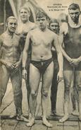 Dép 75 - Sports - Natation - Traversée De Paris à La Nage 1907 - Billington - Anglais - Angleterre - England - Natation