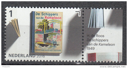 Nederland - Jaar Van Het Boek - H. De Roos - De Schippers Van De Kameleon - MNH - NVPH 3457 - Bruggen