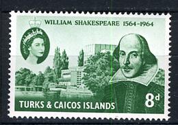 1964 - TURKS & CAICOS  - Catg. Mi. 183 - NH - (373908.13) - Turks E Caicos