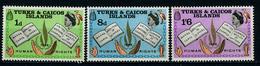 1968 - TURKS & CAICOS  - Catg. Mi. 217/219 - NH - (373908.14) - Turks E Caicos