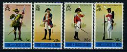 1975 - TURKS & CAICOS  - Catg. Mi. 341/344 - NH - (373908.14) - Turks E Caicos