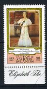 1980 - TURKS & CAICOS  - Catg. Mi. 496 - NH - (373908.14) - Turks E Caicos