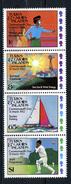 1983 - TURKS & CAICOS  - Catg. Mi. 625/628 - NH - (373908.14) - Turks E Caicos
