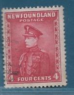 Terre Neuve   Yvert  N°  173 Oblitéré   Cw 16925 - 1908-1947
