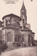 G , 87 , SAINT-LÉONARD , Abside De L'Église -Monument Historique) - Saint Leonard De Noblat