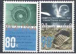 1994 PAYS BAS 1478-79 ** Espace, Astronomie - Period 1980-... (Beatrix)