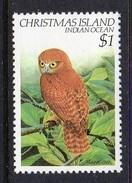 CHRISTMAS ISLAND - 1982 $1 DEFINITIVE BIRD STAMP FINE MNH ** SG 165 - Stamps