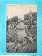 ROTHENEUF - 35 - Les Rochers Sculptés - Jeanne Du Minihil -- ENCH1612 - CPA DOS SIMPLE - Rotheneuf