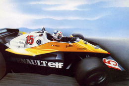 ILLUSTRATEUR ILL  540   / JACQUES MIGNON      CPM / CPSM  10 X 15 - Grand Prix / F1