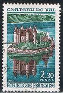 FRANCE : N° 1506 Oblitéré (Château De Val, à Lanobre) - PRIX FIXE - - Francia