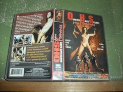"Rare Film : "" Q H S Pour Femmes  "" - Crime"