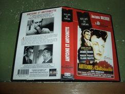 """Rare Film : """" Antoine Et Antoinette  """" - Horror"""