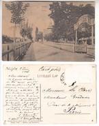 - HONGRIE - SIOFOK - Corso - Cachet - 1906 - Hongrie