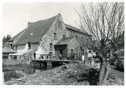 """LENS (Hainaut) - Moulin/molen - Moulin à Eau; """"Moulin De Lens""""; Photo Véritable Vers 1982 - Lieux"""