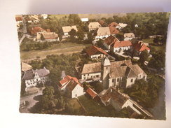 CPSM 25 DOUBS NANCRAY VUE AERIENNE - France