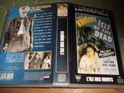 """Rare Film : """" L'île Des Morts  """" - Horreur"""