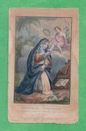 S. ROSA DI LIMA  - E - RB - Mm. 66 X 107 - Religion & Esotérisme