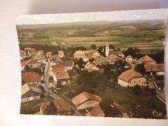 CPSM 25 DOUBS - BOLANDOZ VUE GÉNÉRALE AÉRIENNE - France