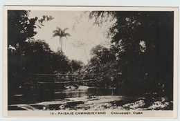 CAMAGUEY (CUBA) - PAISAJE CAMAGUEYANO - Cuba