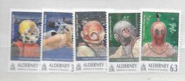 1998 MNH Alderney Postfris** - Alderney