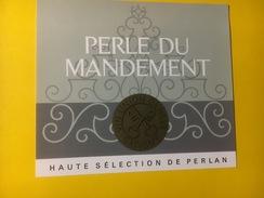 2925 - Suisse Genève Perle Du Mandement Perlan - Etiquettes