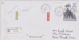TAAF MARTIN DE VIVIES ST PAUL AMS 25-12-1990 (R 9334) - Covers & Documents
