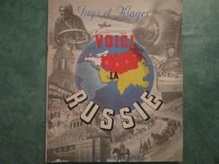 VOICI LA RUSSIE  - Un Peu D'Histoire  (48 Pages) - Histoire