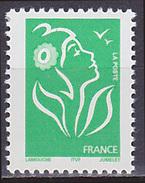 Timbre Neuf ** N° 3733a(Yvert) France 2005 - Marianne De Lamouche ITVF - 2004-08 Marianne De Lamouche