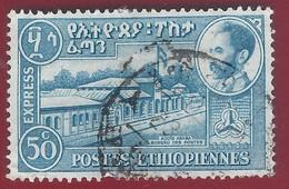 1954 - Adis Abeba Post Office  - Michel ET 239Y- Used - - Etiopia