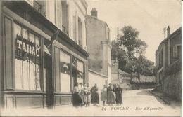 ÉCOUEN  Rue D'Ézanville - Ecouen