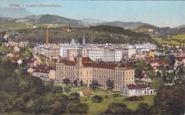 Graz - Landes-Krankenhaus (4200/1912) * 26. II. 1913 - Graz