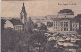 Graz - Kaiser Josefplatz * 12. 12. 1924 - Graz