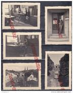 Au Plus Rapide Militaire TOA Troupe Occupation Allemagne Baden Baden Trésorerie Bureau Payeur 208 Funiculaire  Animation - Documents