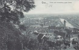 Graz - Totale Vom Schlossberg Gegen Süden * 5. 1. 1908 - Graz