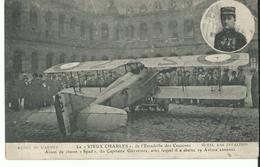 Le Vieux Charles Escadrille Cigogne Avion - Guerre 1914-18