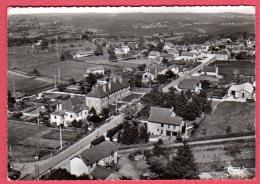 24 SALIGNAC - L'avenue De Sarlat - Vue Aérienne - France