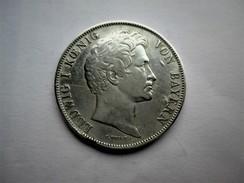 Bavaria, 1 Gulden, 1842 Ludwig I - Taler Et Doppeltaler