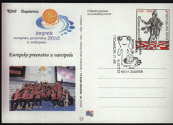 Croatia Zagreb 2011 / European Water Polo Championships / Zagreb 2010 / Croatian Gold Medal