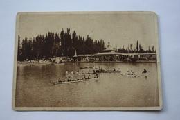 Uzbekistan. Tashkent. Old City. Bossu Lake  -   OLD USSR PC 1920s Rowing - Uzbekistan