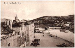 CROATIE - TROGIR I Predgradje Ciovo - Croatia