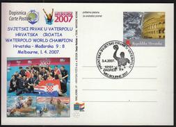 Croatia Zagreb 2007 / Croatia Water Polo World Champion / Melbourne 2007 / Croatia - Hungary