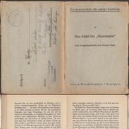 """Allemagne 1941. Livret De Franchise Militaire. L'énigme Du """"Mauretania"""", Nouvelle Policière D'Edmund Finke. Diplomatie - Police - Gendarmerie"""