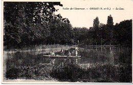 CPA 91 ( Essonne ) - Vallée De Chevreuse - ORSAY - Le Lac - Orsay