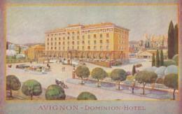 France Avignon Dominion Hotel