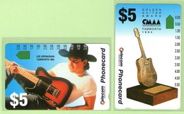 Australia - 1993 Tamworth Music Festival Set (2) - AUS-M-99/100 - Mint - Australia
