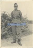 Wehrmacht - Heer - Militaires Du Rang - Einheitsfeldmütze - Reichssportabzeichen DRL - Guerre, Militaire