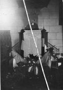 34 MARSILLARGUES / PHOTO / 1918 - 1940 /  PASTEUR ??? CULTE A LA MÉMOIRE DES SOLDATS PROTESTANTS / GUERRE 1914 - 1918 - Andere Gemeenten