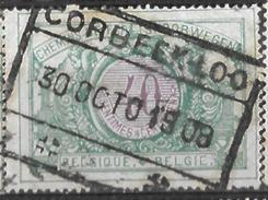 _7S-688: CORBEEK-LOO - Chemins De Fer