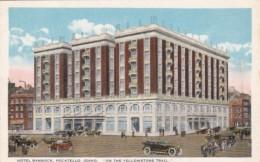 Idaho Pocatello Hotel Banncock - Pocatello
